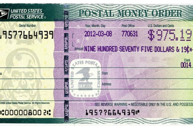 How To Fill Out A Money Order Step By Step  Bankrate