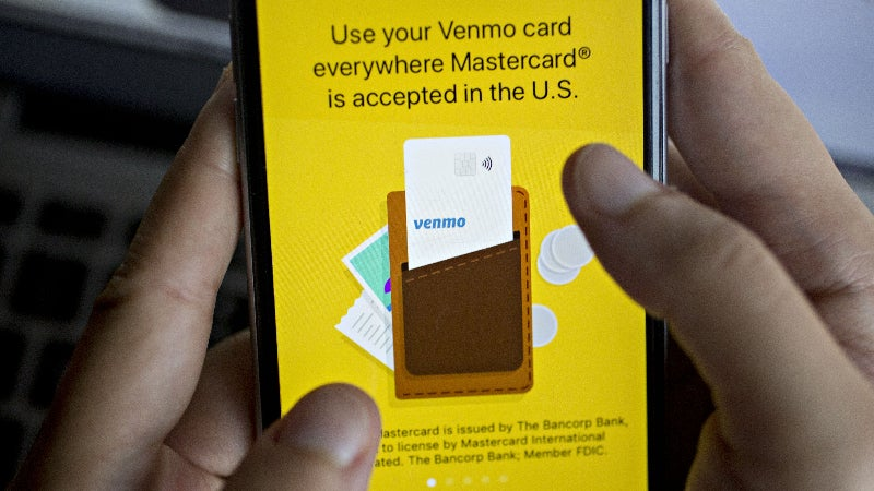 Your chase debit card has arrived in the mail. The Venmo Card Is It Right For You Bankrate