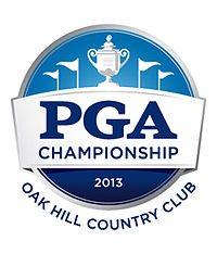 2013 PGA Championship Logo