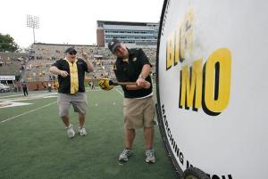 Missouri Tigers Football
