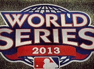 2013 World Series Logo