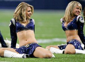 St. Louis Cheerleaders