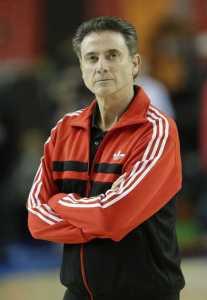 Rick Pitino Louisville