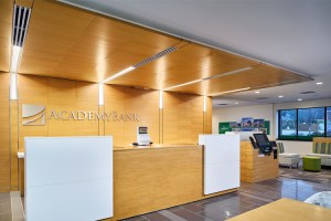 academy bank routing number and locations