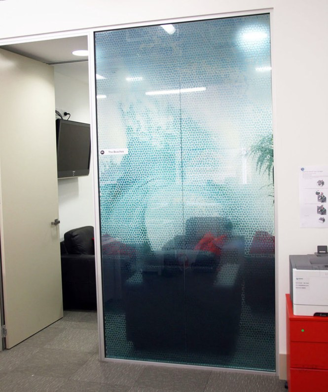 Proview Dove Stained Gl Window Film