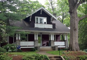 Kit House in Takoma Park MD