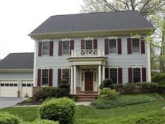 Colonial Village DC newer home