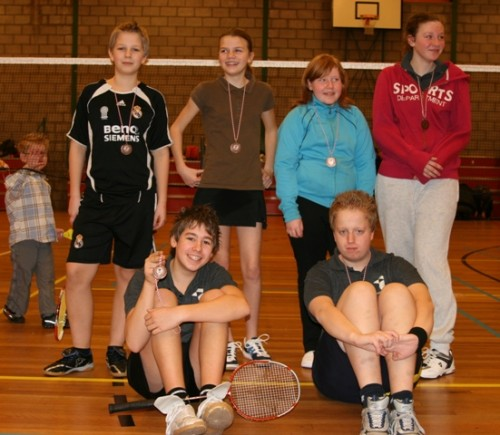 Afsluiting Drenthe competitie