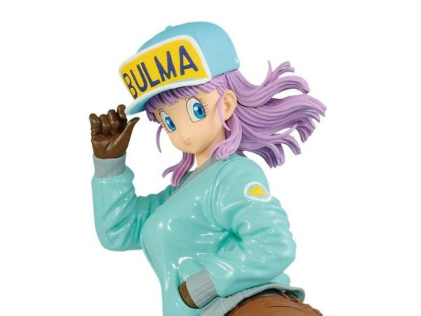 Bulma Glitter & Glamours Dragon Ball Banpresto