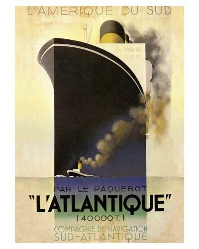 Paquebot l'Atlantique