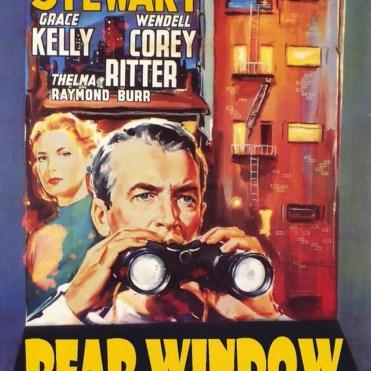 Fenêtre sur cour, 1955, Alfred Hitchcock