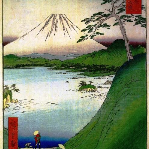 Hiroshige_Mt_fuji_4