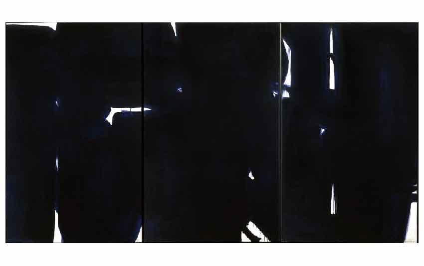 La Banque de l'Image-Reproduction-Pierre Soulages
