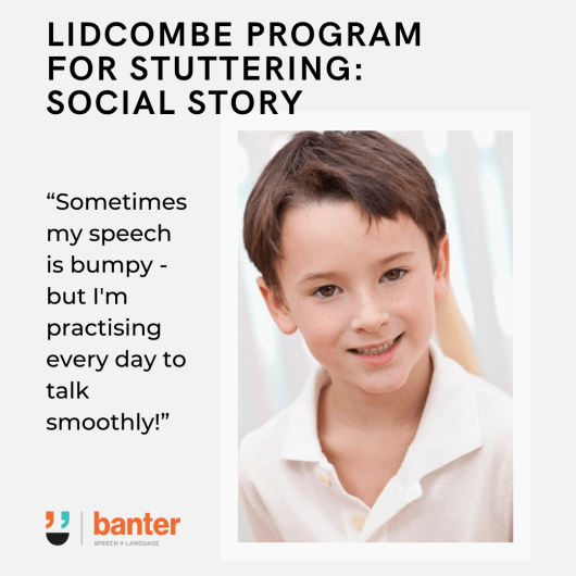 Lidcombe Program Social Story