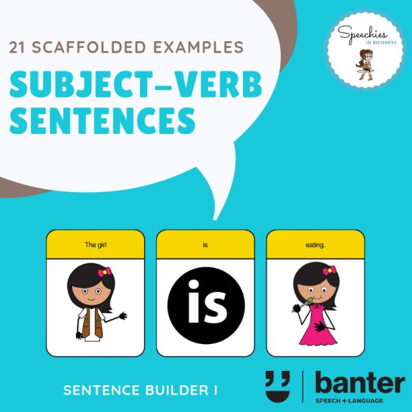 Subject-Verb Sentences