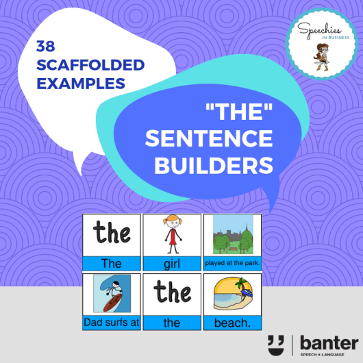 The Sentence Builders