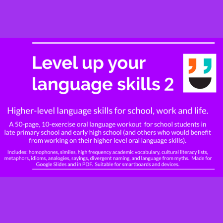 Level Up Language 2