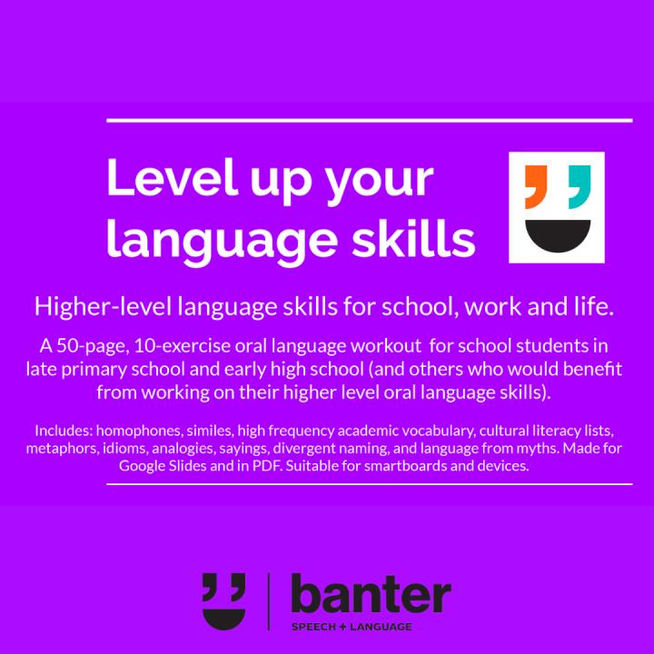 Level up your language skills