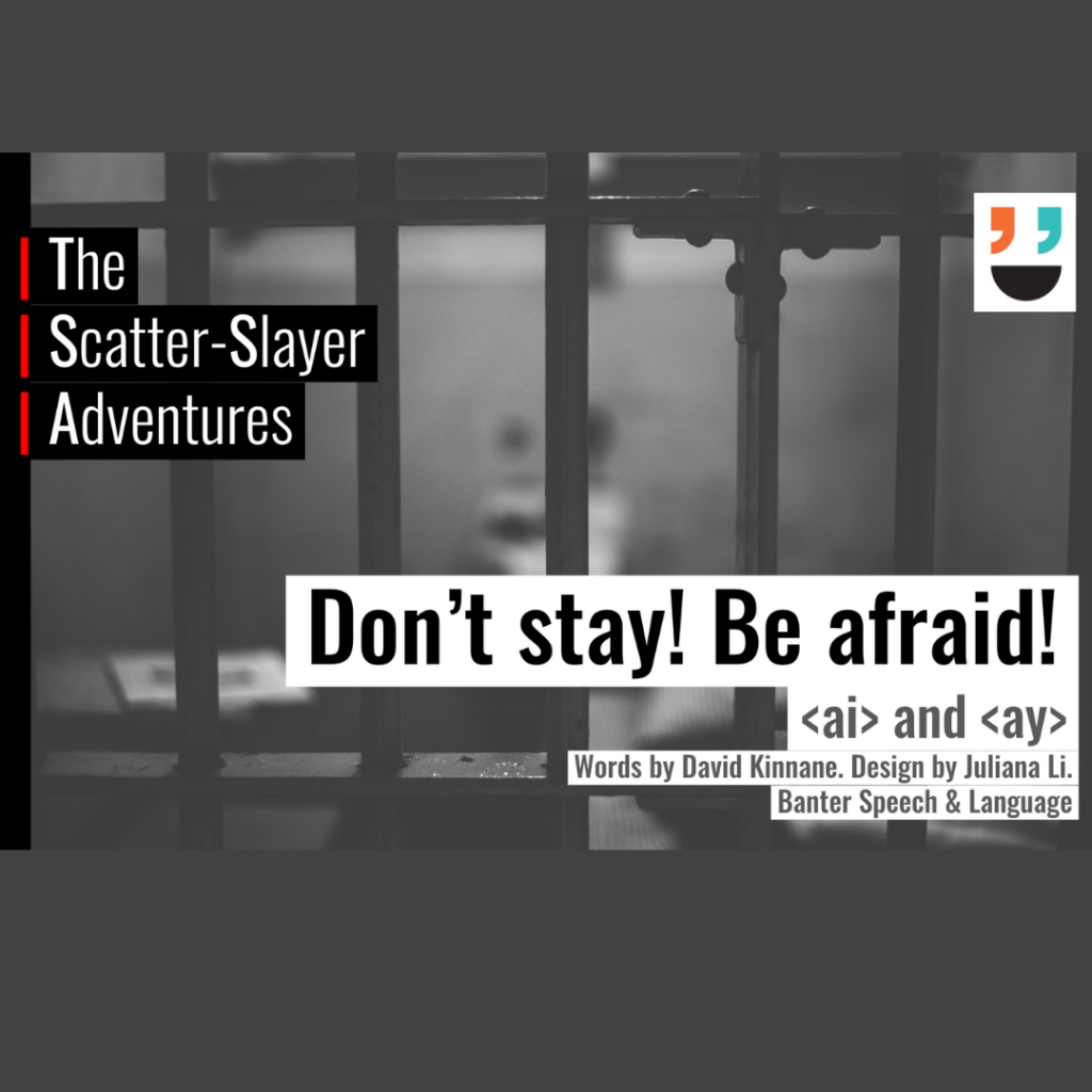 The Scatter-Slayer Adventures