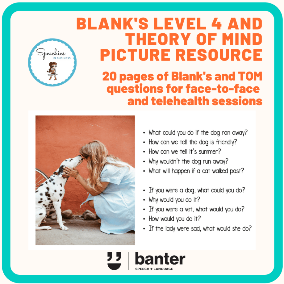 Blanks 4 and TOM Picture Resource