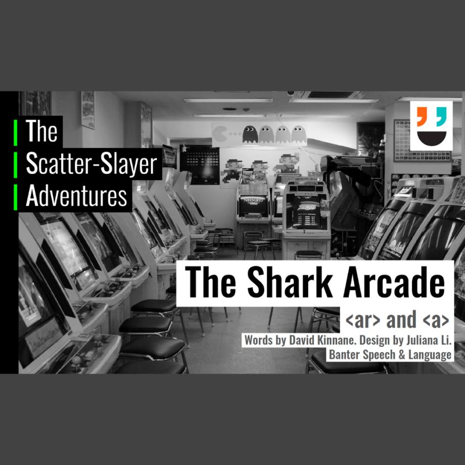 Scatter Slayer Book 4 The Shark Arcade