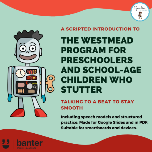 Westmead Program for Children who stutter