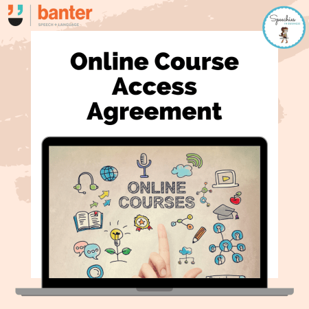 Online Course Access Agreement Template
