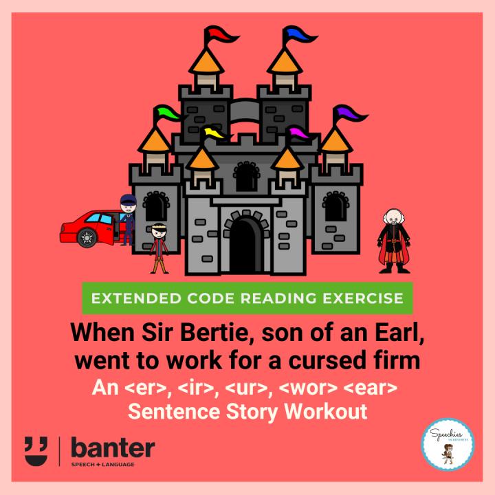 When Sir Bertie son of an Earl Workout