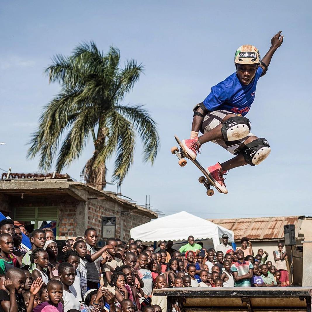 for africans Africa skate