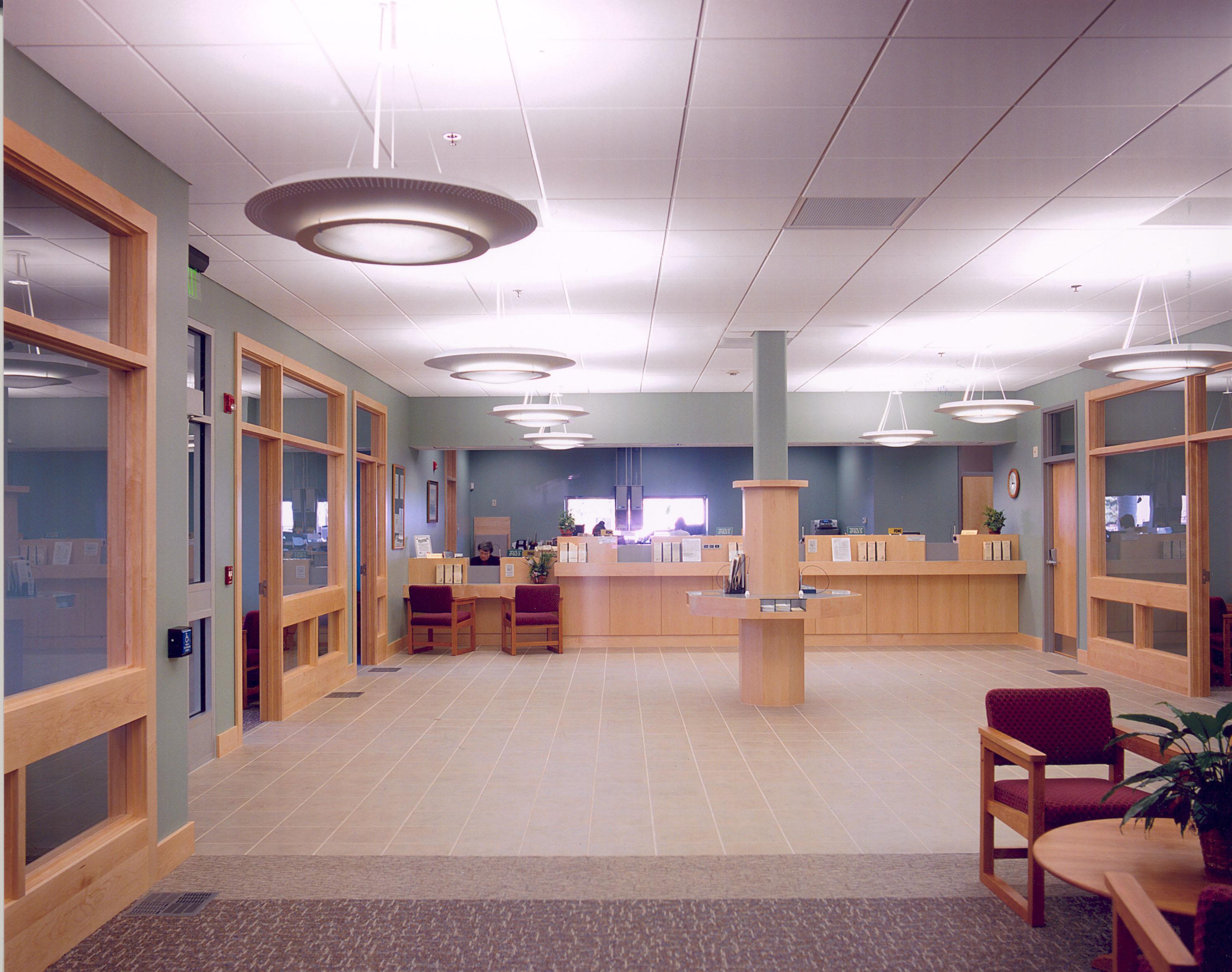 Mascoma Savings Bank Operation Center Banwell Architects