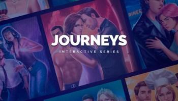Portada del juego Journeys: Series Interactivas