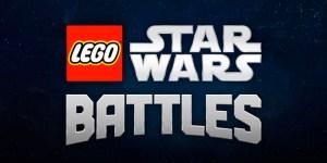 Portada del juego LEGO Star Wars Battles