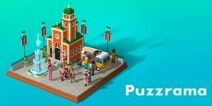 Portada del juego Puzzrama