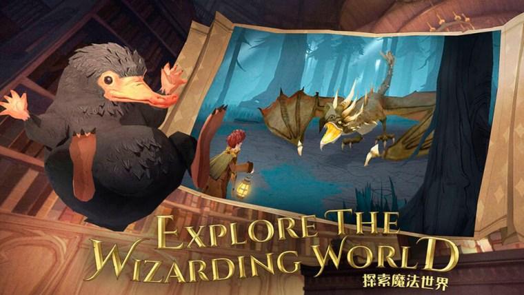 Imagen del juego Harry Potter Awakened