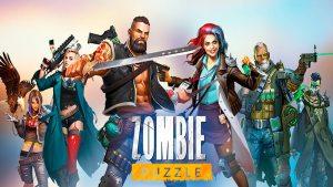 Portada del juego Zombie Puzzle