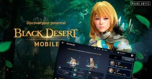Guía mascotas en el juego Black Desert Mobile