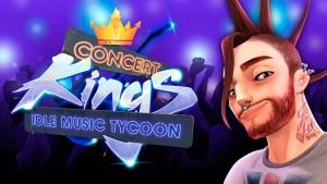 Portada del juego Concert Kings Music Tycoon