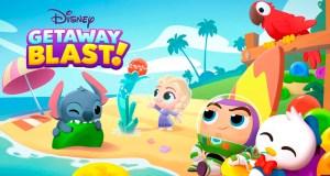 Portada del juego Disney Getaway Blast