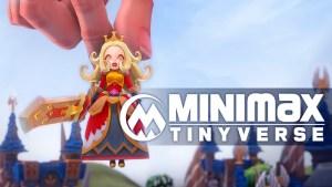 Portada del juego MINImax Tinyverse