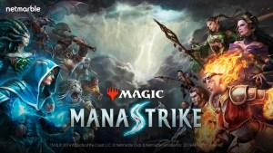 Portada del juego Magic ManaStrike