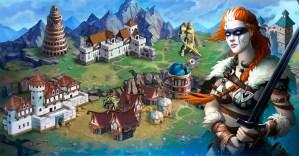Portada del juego Heroes of War Magic