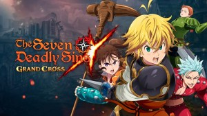 Portada del juego The Seven Deadly Sin: Grand Cross