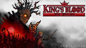 Portada del juego King's Blood: The Defense