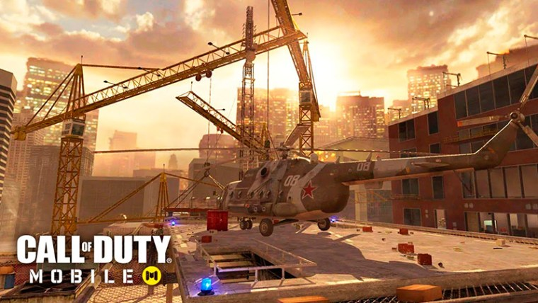 Mapa Highrise en Call of Duty Mobile