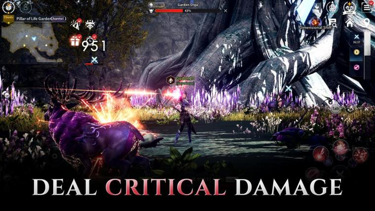 Project v4 gameplay imagen
