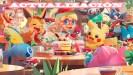 Bellotas gratis por completar comandas en la nueva actualización de Pokémon Café Mix