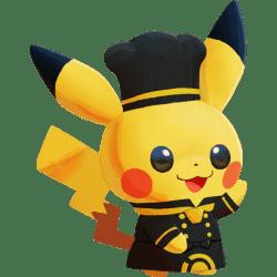 pokémon café mix pikachu superchef