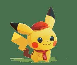 pokémon café mix pikachu