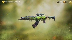Arma Echo Natural Causes en Call of Duty Mobile