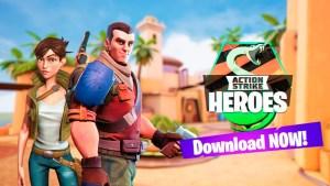 Action Strike Heroes